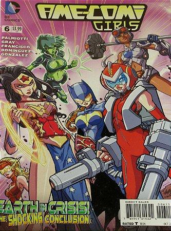 DC Comics Ame-Comi Girls #06 Importado