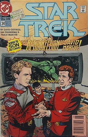 Star Trek #34 Importada