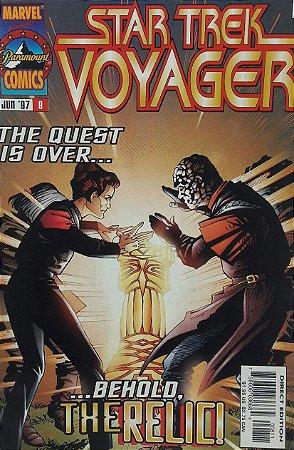 Star Trek Voyager #8 Importada