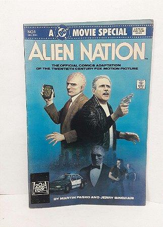 Alien Nation The Official Comics Adaptation Importada