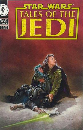 Star Wars: Tales of the Jedi #3 Importada