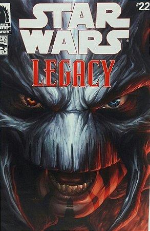 Star Wars Legacy #22 Hasbro Comic Two-Pack Importada
