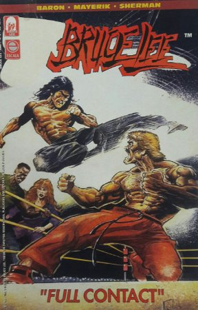 Bruce Lee #2 - Ed. Escala