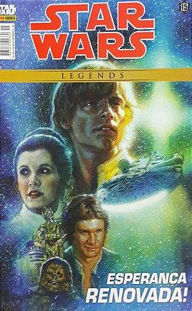 Star Wars Legends #15 - Ed. Panini