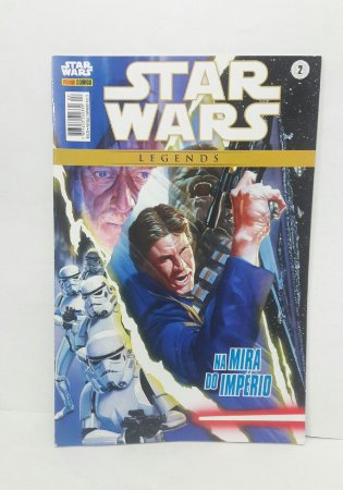 Star Wars Legends #2 - Ed. Panini