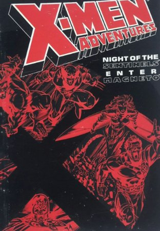 X-Men Adventures Vol 1 - Importada