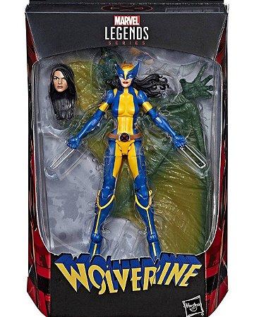 Marvel Legends Wolverine X-23 (BAF Sauron)