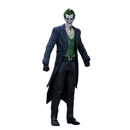 DC Collectibles Batman Arkham Origins The Joker