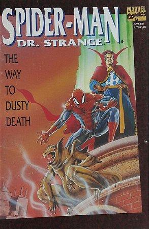 Spider-Man Dr. Strange: The Way To Dusty Death - Importada