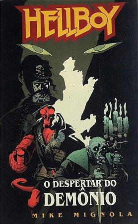 Hellboy O Despertar do Demônio - Ed. Mythos