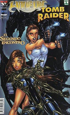 Witchblade Tomb Raider O Segundo Encontro - Ed. Abril