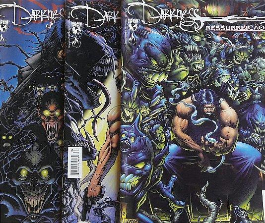 Darkness Ressurreição - Ed. Mythos