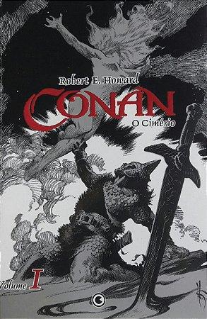Livro Conan o Cimério Volume 1 - Ed. Conrad