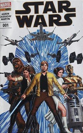 Star Wars #1 - Ed. Panini