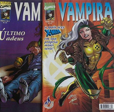 Vampira - Mini-Serie Completa - Ed. Mythos