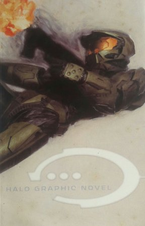 Halo Graphic Novel - Ed. Panini