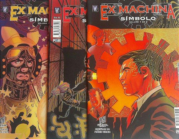 Ex Machina: Simbolo - Ed. Pixel
