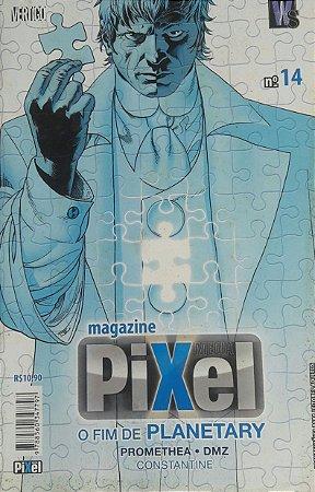 Pixel Magazine #14 - Ed. Pixel