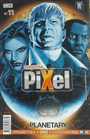Pixel Magazine #11 - Ed. Pixel