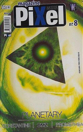 Pixel Magazine #8 - Ed. Pixel