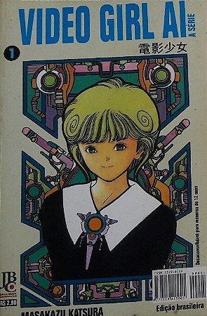 Video Girl Ai/Len - Coleção Completa - Ed. JBC