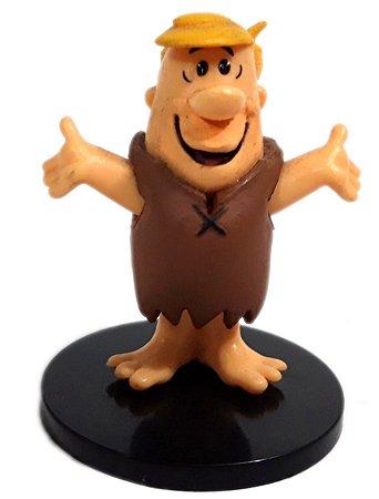 Hanna-Barbera Os Flintstones - Miniatura Barney Rubble 4,5 Cm