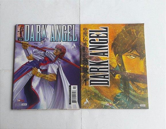 Dark Angel - Coleção Completa - Ed. Mythos