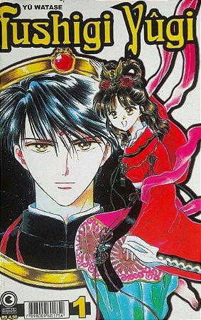 Fushigi Yugi - Coleção Completa - Ed. CONRAD