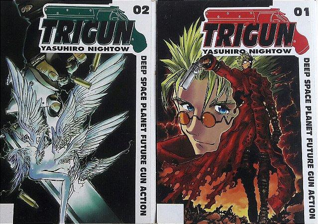 Trigun - 1a Série - Ed. Panini