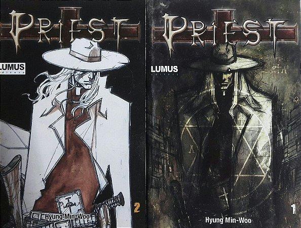 Priest #1 ao #10 - Ed. Lumus