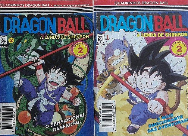 Dragon Ball - A Lenda de Sheron - Ed. Abril