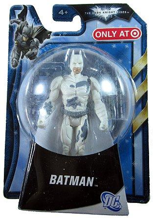 Mattel DC Batman TDKR Uniforme Branco Variante Exlusivo Target