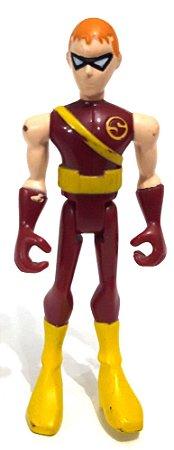 Bandai 2014 DC Teen Titans Ricardito Figure Loose