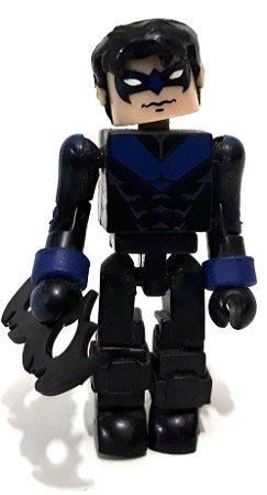 Miniatura Minimates Batman Nightwing (Asa Noturna) Loose