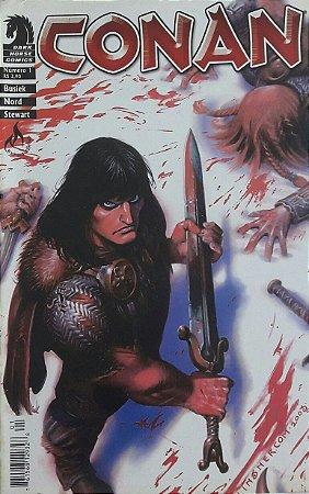 Conan o Cimério #1 - Ed. Mythos