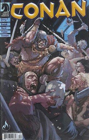 Conan o Cimério #9 - Ed. Mythos
