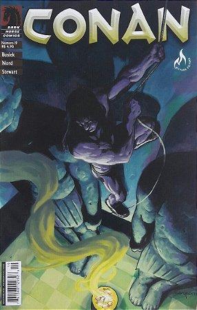 Conan o Cimério #19 - Ed. Mythos