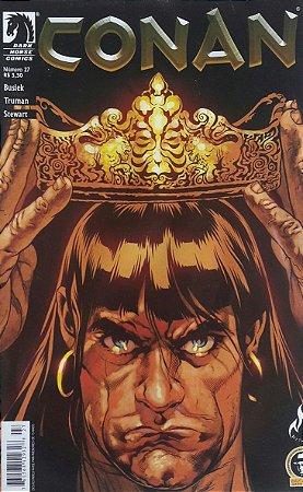 Conan o Cimério #27 - Ed. Mythos