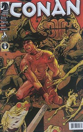 Conan o Cimério #29 - Ed. Mythos