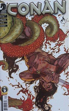 Conan o Cimério #31 - Ed. Mythos