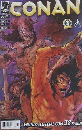 Conan o Cimério #33 - Ed. Mythos