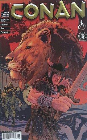 Conan o Cimério #36 - Ed. Mythos