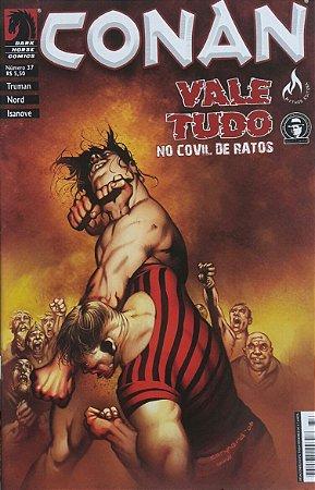 Conan o Cimério #37 - Ed. Mythos
