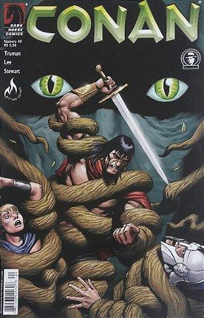 Conan o Cimério #40 - Ed. Mythos