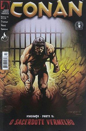 Conan o Cimério #42 - Ed. Mythos