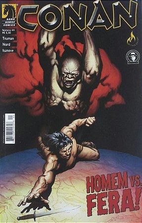 Conan o Cimério #44 - Ed. Mythos