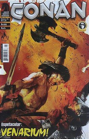 Conan o Cimério #45 - Ed. Mythos