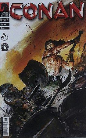 Conan o Cimério #46 - Ed. Mythos