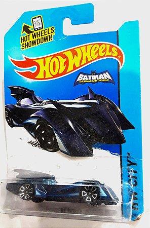Hot wheels DC Batman Brave and Bold Batmobile 1/64