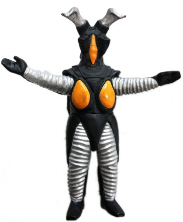 Bandai Monstro Kaiju Ultraman Zetton 14 Cm Polivinil
